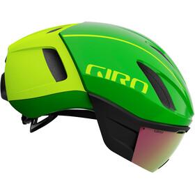 Giro Vanquish MIPS Kask rowerowy, ano green/highlight yellow
